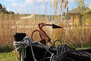 Maritime Seedorf Anchor Marina  - KRiemer / Pixabay