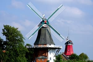 Mill Northern Germany Windmill Wing  - music4life / Pixabay